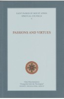 Saint Paisios Spiritual Counsels Vol.5 Passions and Virtues