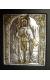 Icon Silver Gold  Wood / Αγία Παρασκευή