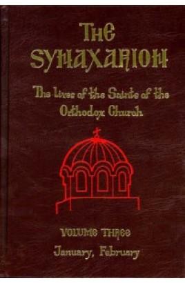 Synaxarion Vol. III