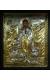 Icon Silver Gold Wood / Αγιος Ιωάννης