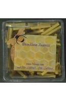 Natural Bees Wax Wicks - Small size - approx. 240 wicks