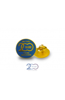 COMMEMORATIVE 200 YEAR HELLENIC INDEPENENCE LAPEL PIN
