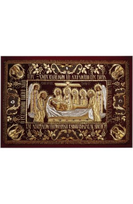 Epitaphius Embroidered of Christ