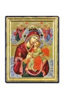 Icon of Panagia Glikofilousa (ES139)