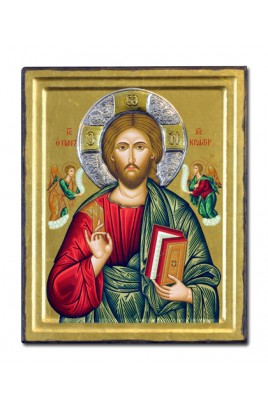 Icon of Christ Pantocrator (ES302)